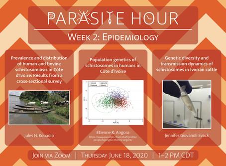 Parasite Hour Week 2