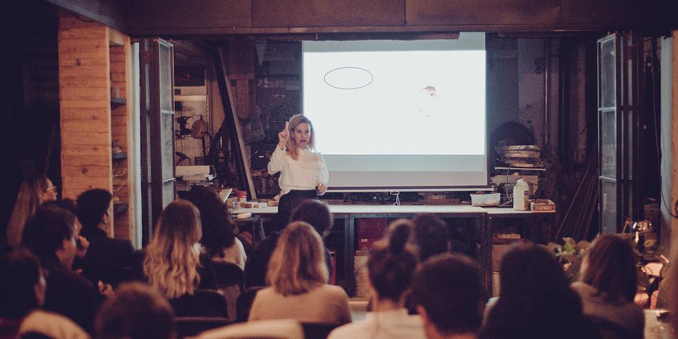 הרצאה:  הרצאה שתקפיץ לעסק שלך את המכירות ואת הביטחון העצמי