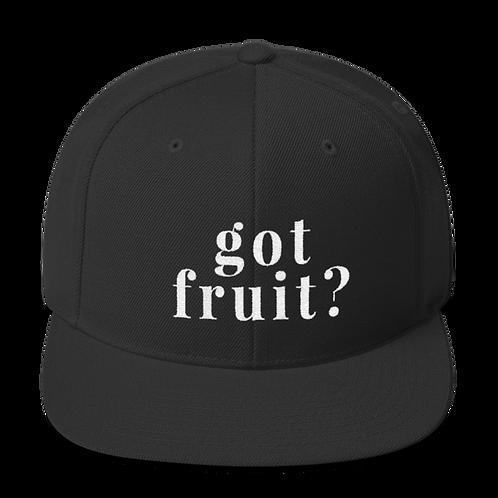 GOT FRUIT HAT