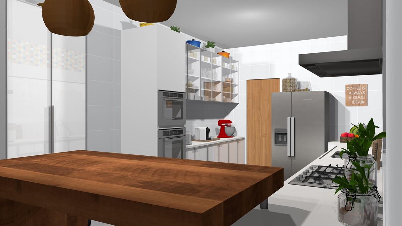 Cozinha Gourmet 03