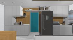 Apto148 20 cozinha e copa