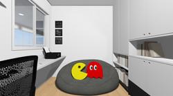Apto148 35 escritorio e games