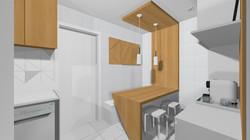 Apto148 17 cozinha e copa