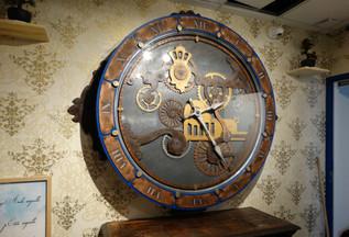 Horloge en entier