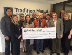 Stratford Rotary Hospice_Tradition Mutual Donation