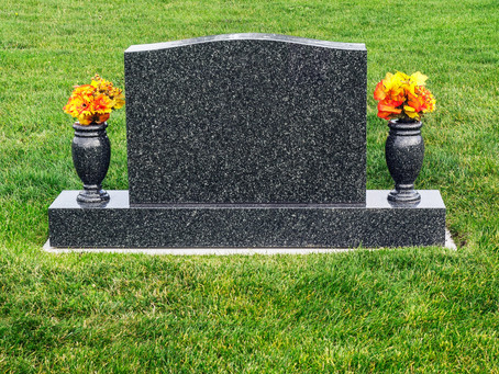Is Your Loved One's Grave Marker Insured?
