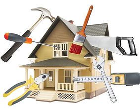 Building a Home with many tools