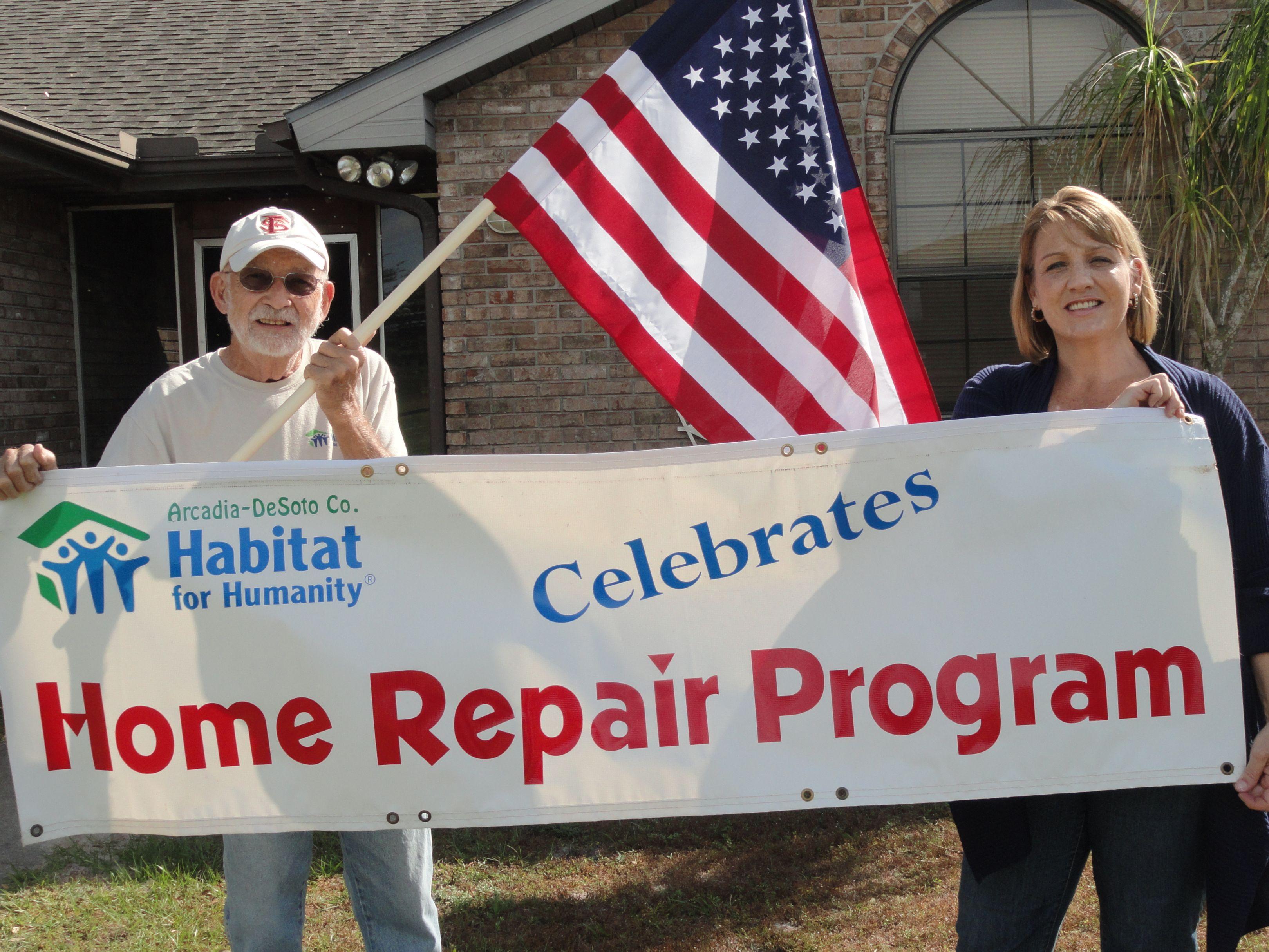 Helser's Critical Home Repair!