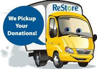 We Pick Up Your Donations