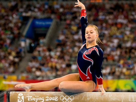 Why Gymnasts Must Love Themselves to Succeed