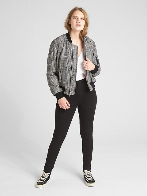 Sporty Fall Jacket Trends of 2018-2019