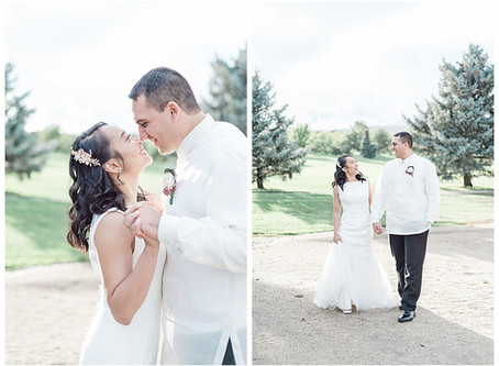 Angeli & David | Immaculate Conception Catholic Church Wedding in Sparks, NV