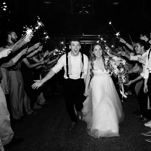 the-river-house-ben-lomond-summer-wedding-sparkler-exit