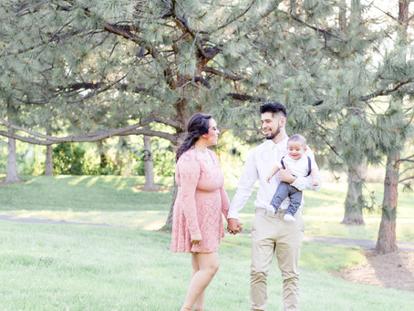 Family Session at Juniper Trail