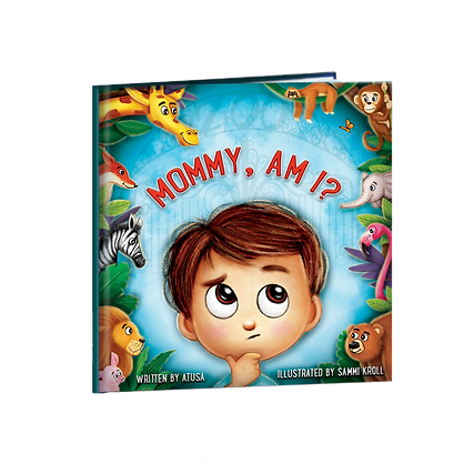 Mommy, Am I? | Hardcover