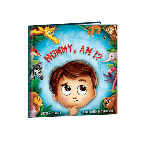 Mommy, Am I? | Hardcover
