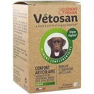 Vetosan - Articulation 60 cp  chien  - CLEMENT THEKAN