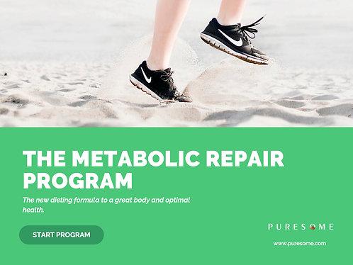 Puresome Metabolic Repair Program