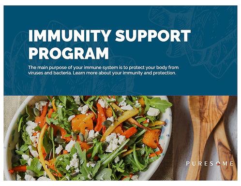 Puresome Immunity Support Program