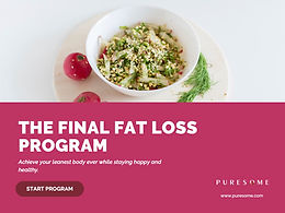 Puresome Final Fat Loss Program