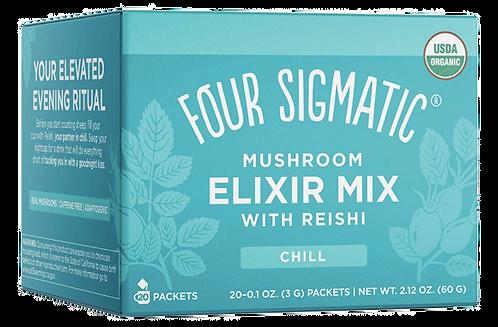Mushroom Elixir Mix with Reishi