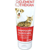 Calmocanil -  shampoing chien et chat 200 mll - CLEMENT THEKAN