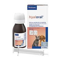 Hyaloral -  comprimé  ou gel , mobilité articulaire - VIRBAC