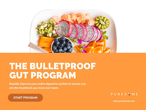 Puresome Bulletproof Gut Program