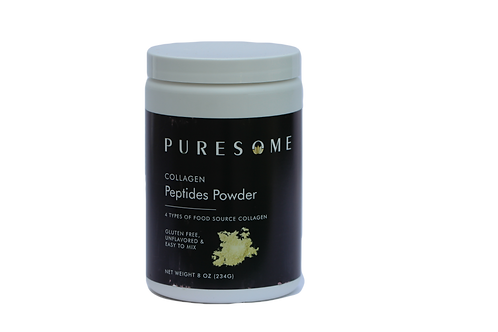 Puresome Collagen Front No Background