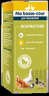 "Ma Basse-Cour-""respiratoire "" volaille 30 ml - BIOCANINA"