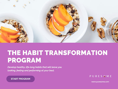 Puresome Habit Transformation Program