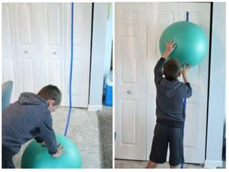 Ball Roll-Ups