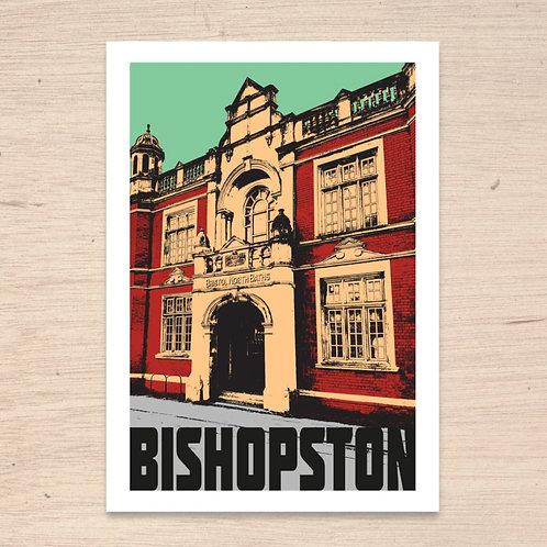 Bishopston Bristol Print