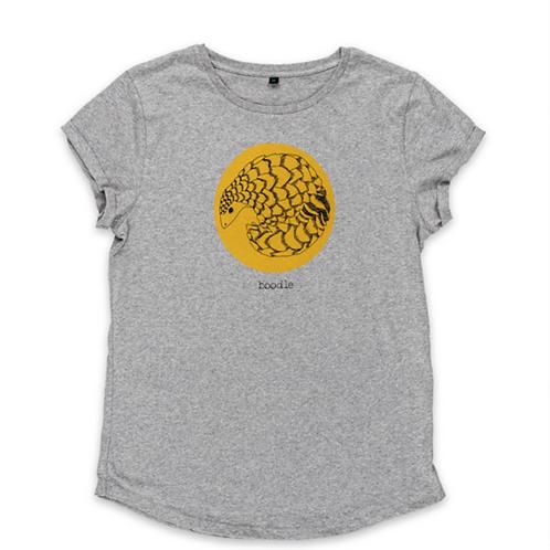 Women's Pangolin T Shirt