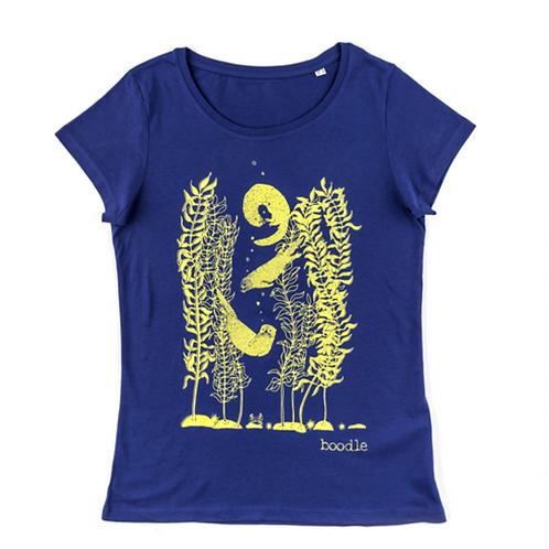 Women's Otter  T Shirt