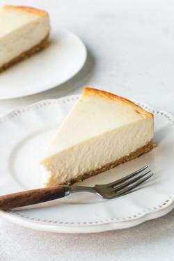 Johnathan's Sandwich House Cheesecake