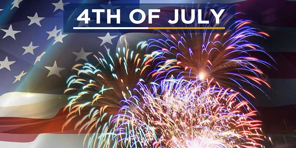 4th Of July Celebration !