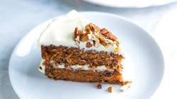 Carrot Cake at Johnathan's Sandwich House