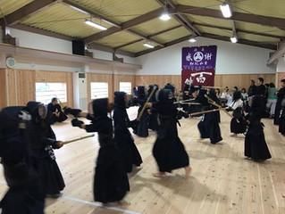 剣道対抗試合