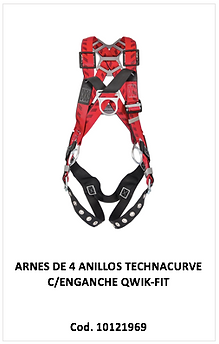 Arnes technacurve MSA 10121969
