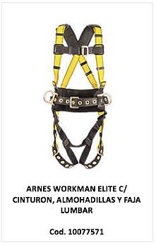 Arnes Workman elite con cinturon 10077571