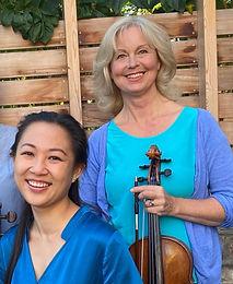 Judith Busbridge & Sijie 'Susie' Chen