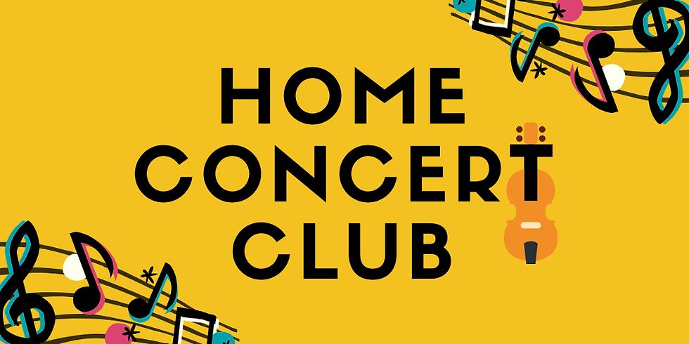 Evening Concert - Wednesday 21 October