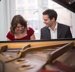 The Willshire Duo Philippa Harrison and James Willshire