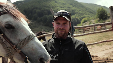 Horse Riding with Vasko   The Macedonain Adventure