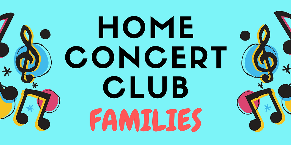 Family Concert - Tuesday 9th June 4pm  (1)