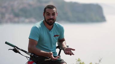 Mountain biking with Jovan | The Macedonian Adventure