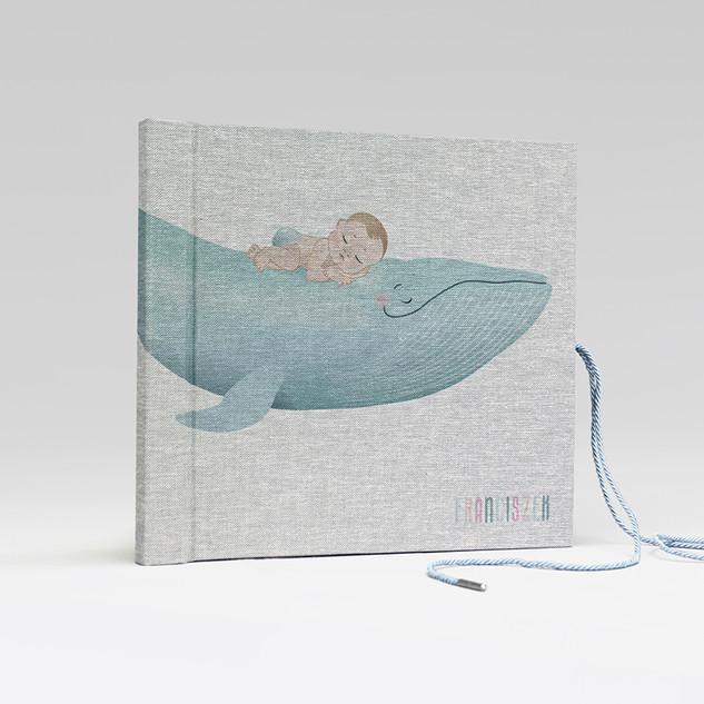 album WIELORYB chłopczyk