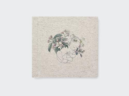 album NIEMOWLĘ w kwiecie jabłoni / M