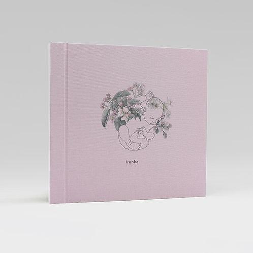 album NIEMOWLĘ w kwiecie jabłoni